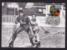 4.- 004 SPAIN ESPAGNE 1988, Roller Hockey (Quad) RINK HOCKEY  HOCKEY SOBRE PATINES - Sellos