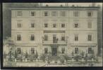 AUSTRIA BADGASTEIN BAD GASTEIN HOTEL BADESCHLOSS OLD POSTCARD - Bad Gastein