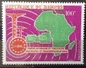 Dahomey  MNH**  - 1967 - Sc #  C 61 Yv # PA 65 - Bénin – Dahomey (1960-...)