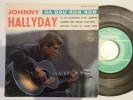 Johnny Hallyday - Da Dou Ron Ron - Dédicacé - Philips 432 933 - Vinyl-Schallplatten