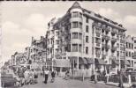 C P S M---BELGIQUE---DE PANNE---hôtel De La Plage Et Digue---voir 2 Scans - De Panne