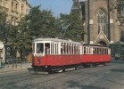 TRAM STRASSENBAHN   WIEN  WENEN - Tramways