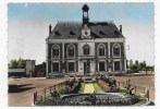 CHATILLON COLIGNY - L' HOTEL DE VILLE - CPSM GF  VOYAGEE - Chatillon Coligny