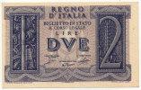2 LIRE IMPERO - Italia – 2 Lire