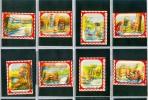 Figurine Tarzan Variety Of Printing Ottimo Stato - Vecchi Documenti