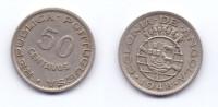Angola 50 Centavos 1948 - Angola