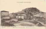 MAUZUN   (cpa 63)  -Environs De Billom Mauzun Et Son Château  L'AUVERGNE PITTORESQUE -  - - France