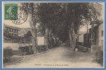 66 - PRADES --  Promenade De La Route De Caillar - Prades