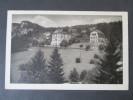 AK Österreich 1934 Kurhaus Vom Weißen Kreuz. Breitenstein Am Semmering. Phot. F. Knozer - Hotels & Gaststätten