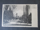 Österreich AK 1935 Graz Stadtpark Brunnen. Echtfoto. Werdet Fernsprech Teilnehmer Anmeldung Jetzt Begünstigt! - Graz