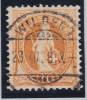 Heimat AG Wildegg 1908-12-23 Voll-O Zu#94A Stehende 20Rp. - 1882-1906 Wappen, Stehende Helvetia & UPU