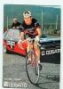 Selvino POLONI . Autographe Manuscrit, Dédicace. Cyclisme, Cycliste. 2 Scans. Cosatto 1971 - Cycling