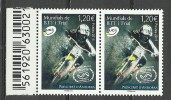EUROPA-ANDORRA CORREO PAREJA  SELLOS 2015 MATASELLADOS (C.H.C.10.15) - Used Stamps