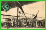 Souvenir De La Fête Patriotique Aviation Militaire17 Mars1912 Sortie Du Bayard Clément(recto Verso) - Pont A Mousson