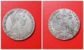 Austria     Thaler  Plata   Mª  Teresa 1780          28.21g - Austria