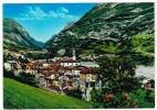 G3015 Longarone (Belluno) - Valle Del Piave - Panorama Prima Del Disastro Del Vajont Del 9-10-1963 / Non Viaggiata - Italia