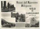 Camugnano, Bologna, 9.5.1955, Vigo. Autografo Di Don Racilio Nascetti. - Bologna
