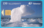 ISSKAVL  ( Svalbard Old Rare Card Only 8.000 Ex. ) - Svalbard