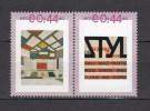Netherlands Nederland 2007,2V Pair,modern Art,moderne Kunst,mondriaan,paintings,MNH/Postfris(A1857) - Ohne Zuordnung