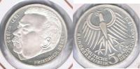 ALEMANIA 5  DEUTSCHE  MARK J 1975 PLATA SILVER S2 - [ 7] 1949-… : RFA - Rep. Fed. Alemana