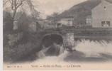 Cpa Yvoir. Vallée Du Bocq. La Cascade. N°284 G.H. Ed.A - Yvoir