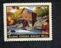338971032 USA 2014 ** MNH SCOTT 4927 Glade Creek Grist Mill - Etats-Unis