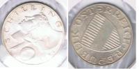 AUSTRIA  10 SCHILLING 1972 PLATA SILVER S - Austria