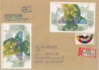 LETTERA  RACCOMANDATA  DA MULHEIM AN DER RUHR  ANNO  1997       (VIAGGIATA) - Namibia (1990- ...)