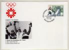 Yugoslavia Olympic Winter Games Sarajevo 1984 Medaille Winners Cover Langlauf - Winter 1984: Sarajevo