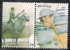 Année 1984 - COB  2121** Et 2122** Se Tenant   Du BL60  -  Cote 2,10€ - Blocks & Sheetlets 1962-....