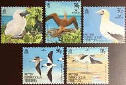 British Indian Ocean Territory Birds MNH - Vögel