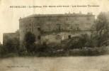 PEYROLLES - BOUCHES DU RHÔNE  (13)  -  CPA DE 1915. - Peyrolles