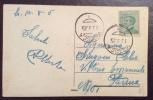 1925 - VOLOSCA Annullo Austriaco Su MICHETTI 20 C. VERDE - CARTOLINA DI ABBAZIA PER PARMA - Marcophilia