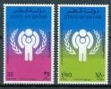1979 Qatar Infanzia Childhood Enfance Set MNH** Y66 - Qatar
