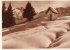 SOS - Kinderdorf Innsbruck Bergidylle Mit Kapelle Ca1970 - Ansichtskarten