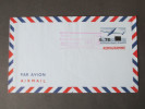 Luftpostfaltbrief / Aerogramme Republique D'Haiti. 1ere Liason Aerienne New York - Vienne. Port Au Prince 28.3.69 - Haiti