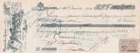 Lettre Change 30/12/1901 FAGGI Chapeaux TOULOUSE Haute Garonne Pour Gaillac Tarn - Lettres De Change