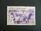 Maroc - 1951 Poste Aérienne - Kasbah Des Oudayas à Rabat - 300 F. Violet N° PA 82 Oblitéré - Marruecos (1891-1956)