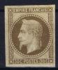 Colonies Générales: Yv Nr 9 ,   MH/*, Avec  Charnière , Mit Falz, - Napoleon III