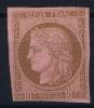 Colonies Générales: Yv Nr 18 ,   MH/*, Avec  Charnière , Mit Falz, - Ceres