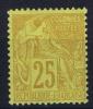 Colonies Générales: Yv Nr 53 MH/*, Avec  Charnière , Mit Falz - Alphee Dubois