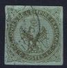 Colonies Générales:   Yv Nr 1 Obl. / Used - Eagle And Crown