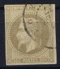 Colonies Générales:   Yv Nr 9 Obl. / Used