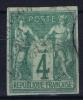 Colonies Générales:   Yv Nr 25 Obl. / Used - Sage