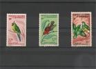 NOUVELLE CALÉDONIE Années 1966/68 P.A. N°Y/T :88/90** Côte 45 € - Poste Aérienne