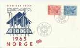 =NORGE 1965 Europa - Norwegen
