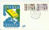 =MONACO 1965 Europa - Monaco