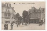 58 NIEVRE - NEVERS L'avenue De La Gare - Nevers