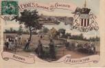 Thématiques 35 Ille Et Vilaine Rennes Souvenirs Du Concours National D'Agriculture Blason Hermine A Ma Vie 08 06 1908 - Russie