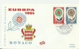 =MONACO 1964  Europa - Monaco